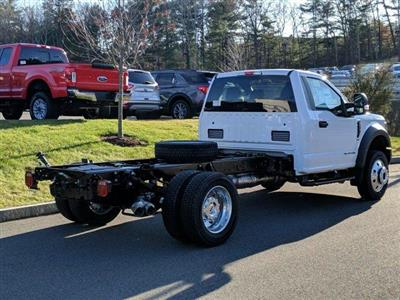 2019 Ford F-550 Regular Cab DRW 4x4, Cab Chassis #N8909 - photo 2