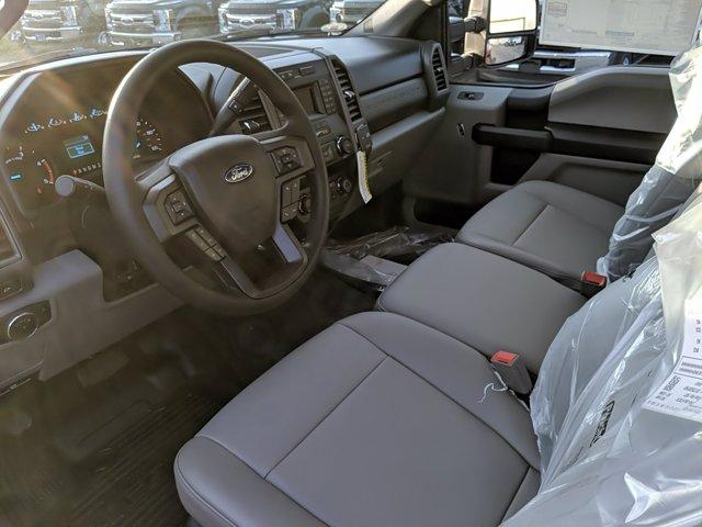 2019 Ford F-550 Regular Cab DRW 4x4, Cab Chassis #N8913 - photo 9