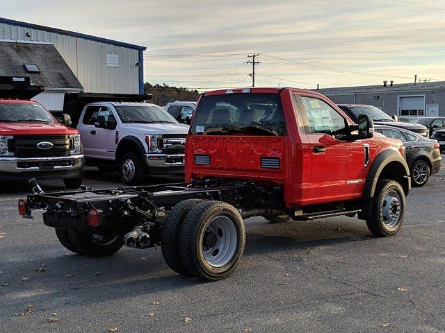 2019 Ford F-550 Regular Cab DRW 4x4, Cab Chassis #N8913 - photo 2