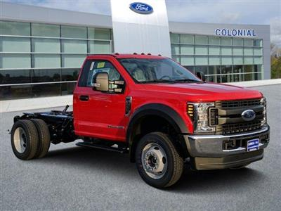 2019 F-550 Regular Cab DRW 4x4, Cab Chassis #N8913 - photo 1