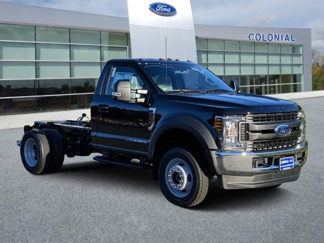 2019 F-550 Regular Cab DRW 4x4, Cab Chassis #N8914 - photo 1