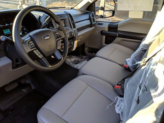 2019 Ford F-550 Regular Cab DRW 4x4, Cab Chassis #N8914 - photo 8