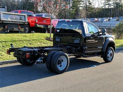 2019 F-550 Regular Cab DRW 4x4, Cab Chassis #N8914 - photo 2