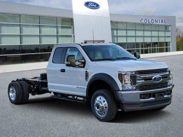 2019 F-550 Super Cab DRW 4x4, Cab Chassis #N8915 - photo 1