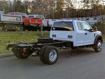 2019 F-550 Super Cab DRW 4x4, Cab Chassis #N8915 - photo 2