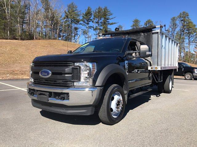 2019 F-550 Super Cab DRW 4x4, Cab Chassis #N8918 - photo 1