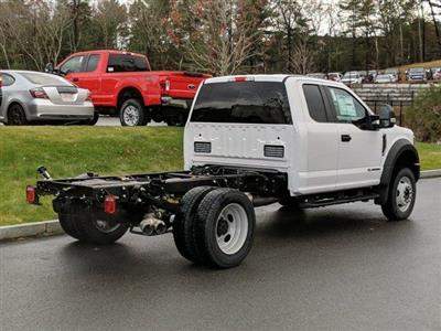 2019 F-550 Super Cab DRW 4x4, Cab Chassis #N8920 - photo 2