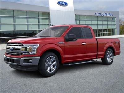 2020 F-150 Super Cab 4x4, Pickup #N8924 - photo 1
