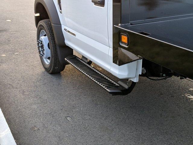 2019 F-550 Regular Cab DRW 4x4, Knapheide Value-Master X Platform Body #N8935 - photo 10