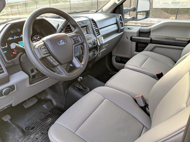 2019 F-550 Regular Cab DRW 4x4, Knapheide Value-Master X Platform Body #N8935 - photo 14