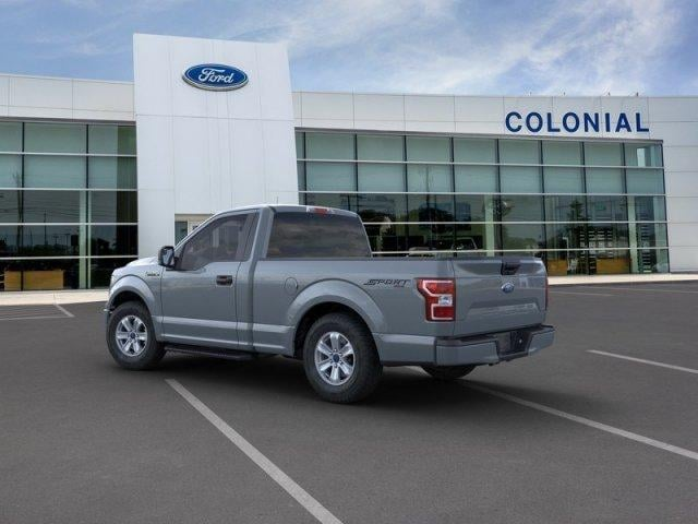 2020 F-150 Regular Cab 4x4, Pickup #N8937 - photo 2