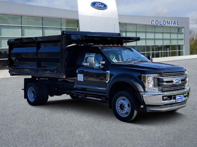 2019 Ford F-550 Regular Cab DRW 4x4, Rugby Landscape Dump #N8938 - photo 1