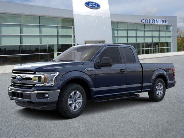2020 F-150 Super Cab 4x4, Pickup #N8945 - photo 1