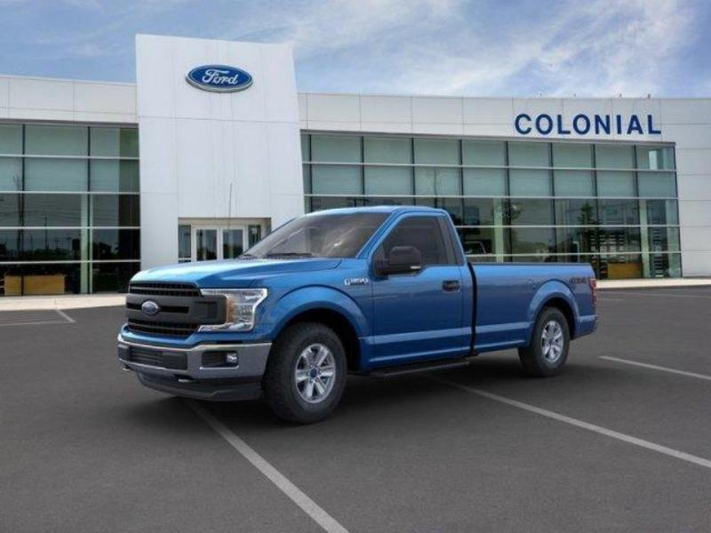 2020 F-150 Regular Cab 4x4, Pickup #N8950 - photo 3