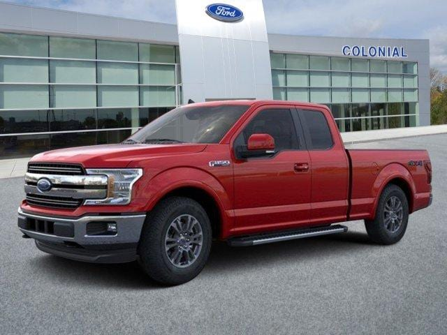 2020 Ford F-150 Super Cab 4x4, Pickup #N8982 - photo 2