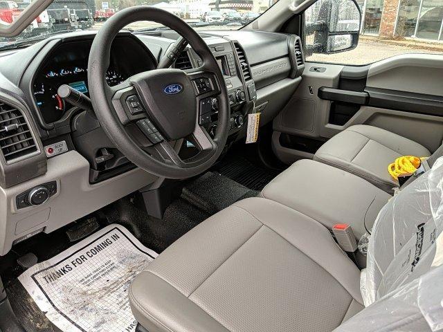 2019 Ford F-550 Super Cab DRW 4x4, Reading Marauder Dump Body #N8992 - photo 17