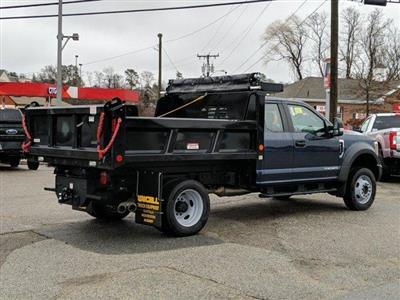 2019 Ford F-550 Super Cab DRW 4x4, Reading Marauder Dump Body #N8992 - photo 2