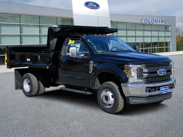 2019 Ford F-350 Regular Cab DRW 4x4, Iroquois Dump Body #N9018 - photo 1