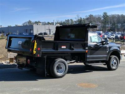 2019 Ford F-350 Regular Cab DRW 4x4, Iroquois Dump Body #N9018 - photo 2