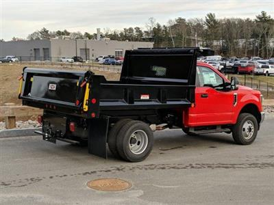 2019 F-350 Regular Cab DRW 4x4, Iroquois Brave Series Steel Dump Body #N9023 - photo 2