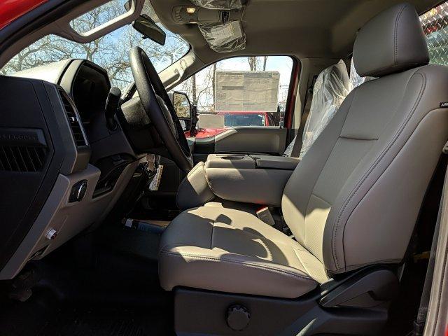 2019 F-550 Regular Cab DRW 4x4, Iroquois Dump Body #N9025 - photo 15
