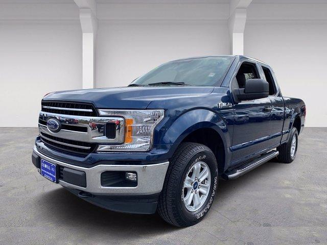 2018 Ford F-150 Super Cab 4x4, Pickup #N9030A - photo 1