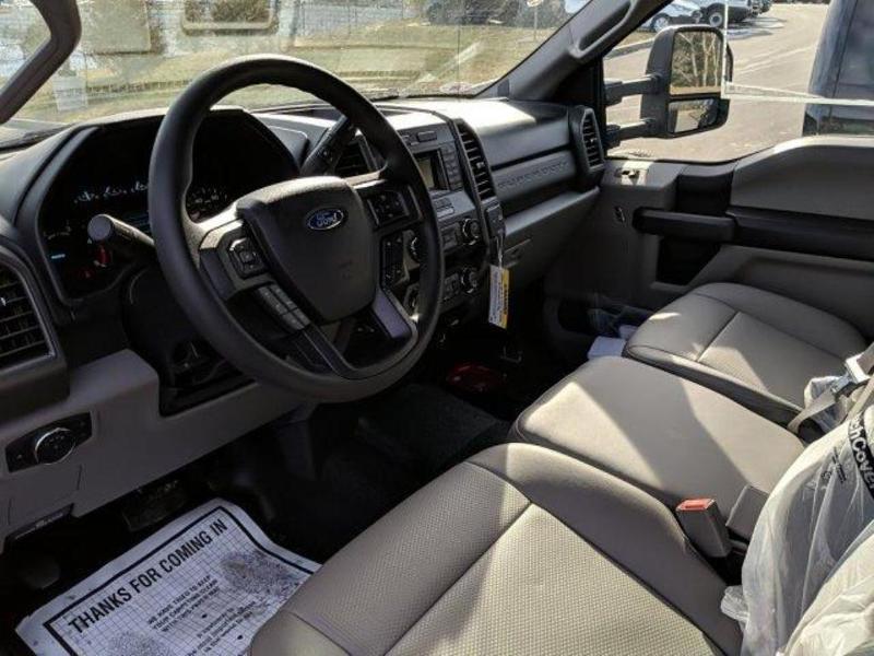 2019 F-450 Super Cab DRW 4x4, Reading Classic II Aluminum  Service Body #N9049 - photo 16