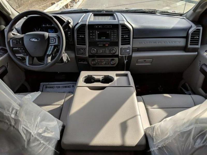 2019 F-450 Super Cab DRW 4x4, Reading Classic II Aluminum  Service Body #N9049 - photo 3