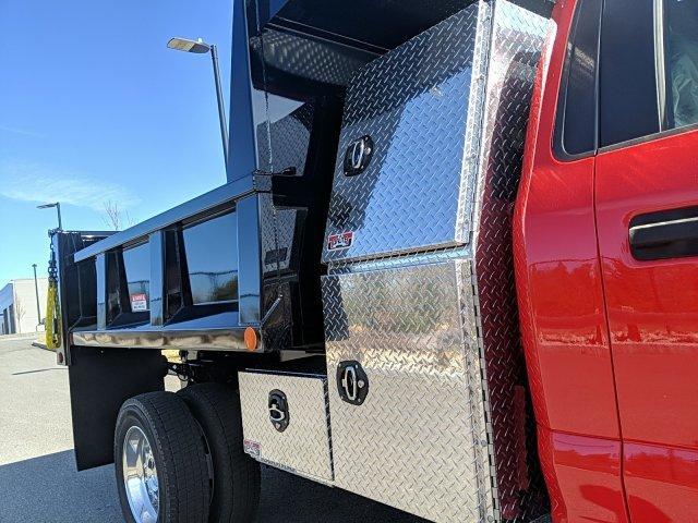 2019 Ford F-550 Regular Cab DRW 4x4, Iroquois Brave Series Steel Dump Body #N9051 - photo 12