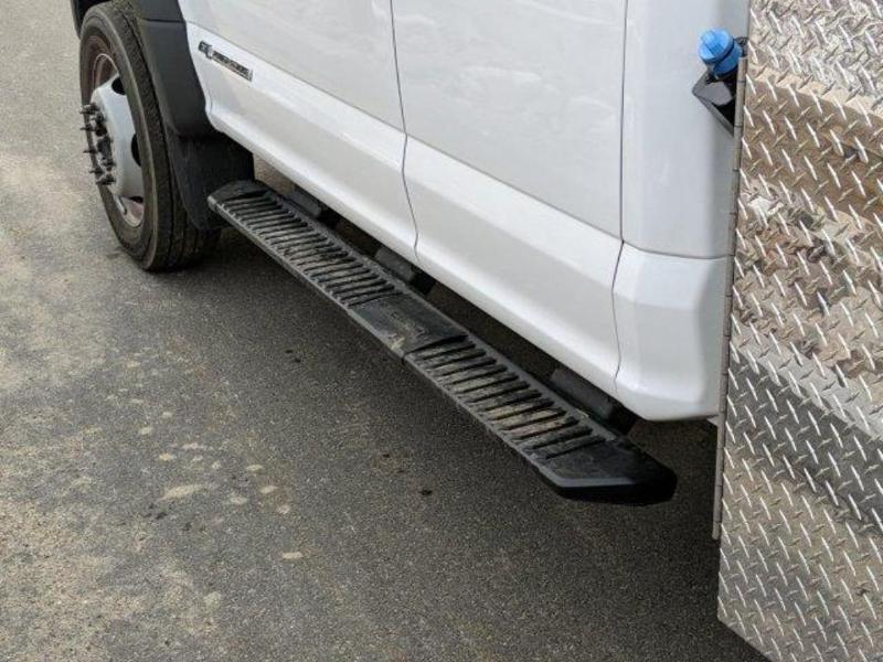 2019 F-550 Super Cab DRW 4x4, Air-Flo Pro-Class Dump Body #N9052 - photo 12
