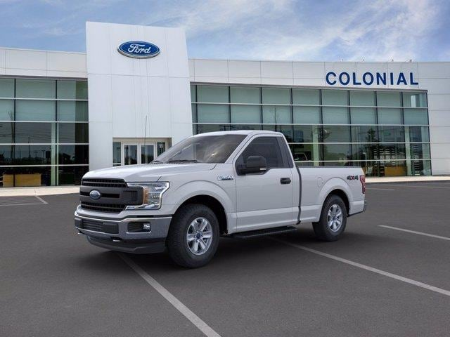 2020 Ford F-150 Regular Cab 4x4, Pickup #N9076 - photo 1