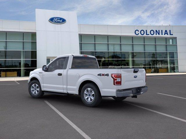 2020 Ford F-150 Regular Cab 4x4, Pickup #N9076 - photo 2