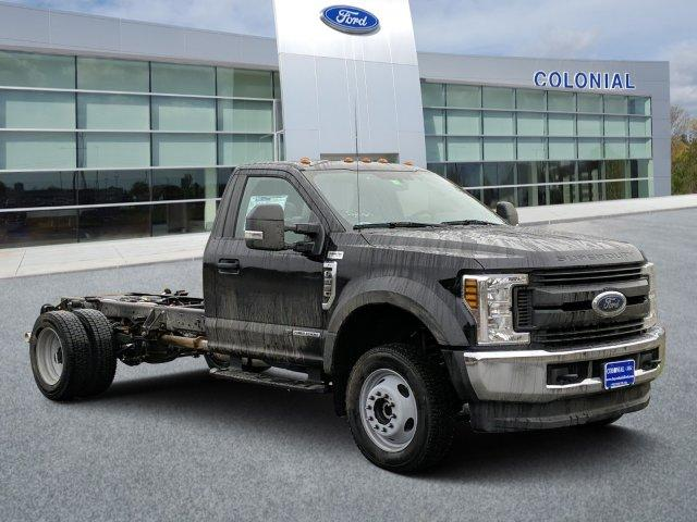 2019 F-550 Regular Cab DRW 4x4, Cab Chassis #N9085 - photo 1