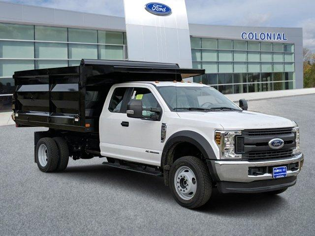2019 F-550 Super Cab DRW 4x4, Rugby Landscape Dump #N9092 - photo 1