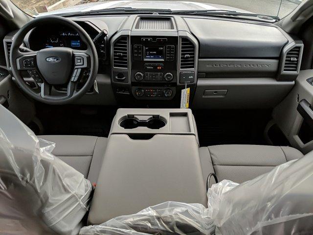 2019 F-550 Super Cab DRW 4x4, Rugby Landscape Dump #N9092 - photo 3