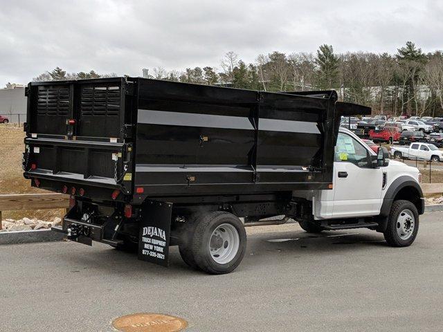 2020 Ford F-550 Regular Cab DRW 4x4, Rugby Landscape Dump #N9095 - photo 2