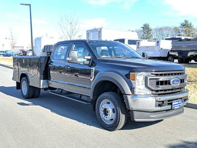 2020 Ford F-550 Crew Cab DRW 4x4, Reading Service Body #N9105 - photo 1