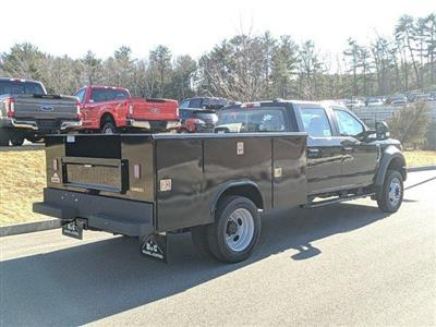 2020 Ford F-550 Crew Cab DRW 4x4, Reading Classic II Aluminum  Service Body #N9105 - photo 3