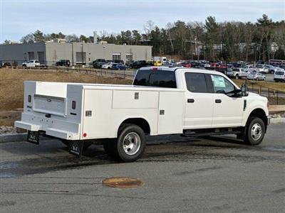 2020 Ford F-350 Crew Cab DRW 4x4, Reading Classic II Aluminum  Service Body #N9111 - photo 2