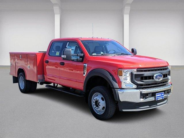 2020 F-450 Crew Cab DRW 4x4, Service Body #N9112 - photo 1