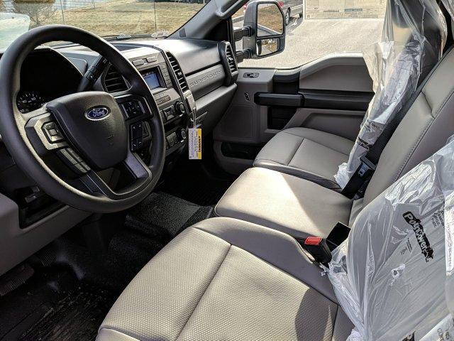 2020 Ford F-350 Super Cab DRW 4x4, Reading Classic II Aluminum  Service Body #N9126 - photo 17