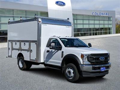 2020 F-550 Regular Cab DRW 4x4, Dejana Service Utility Van #N9134 - photo 1