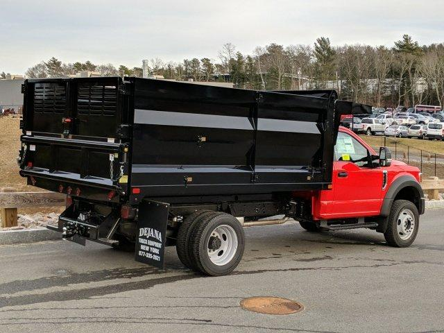 2020 Ford F-550 Regular Cab DRW 4x4, Rugby Landscape Dump #N9152 - photo 2