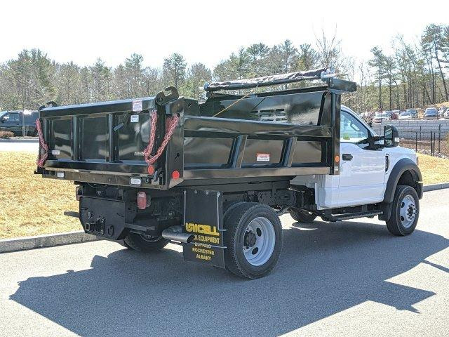 2020 F-550 Regular Cab DRW 4x4, Dump Body #N9169 - photo 2