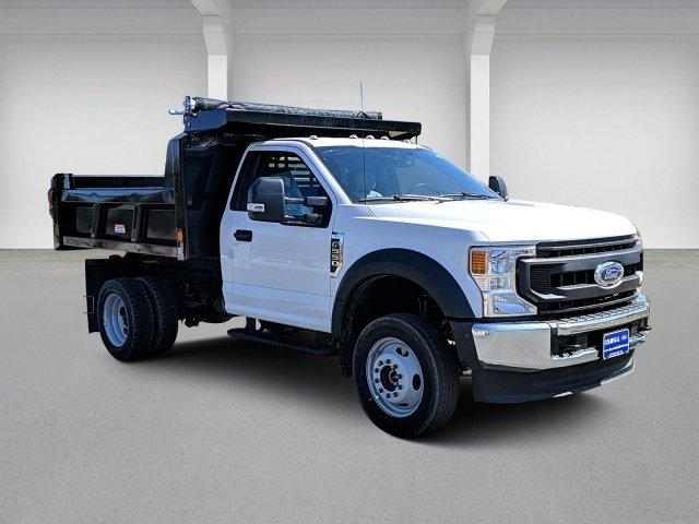 2020 F-550 Regular Cab DRW 4x4, Dump Body #N9169 - photo 1