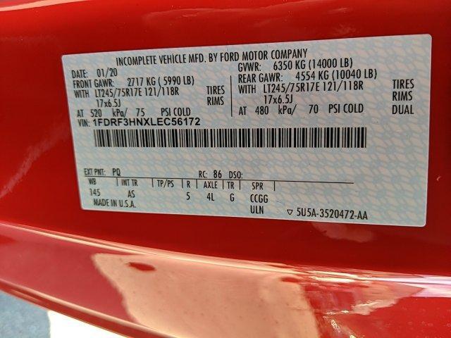 2020 Ford F-350 Regular Cab DRW 4x4, Reading Dump Body #N9170 - photo 14