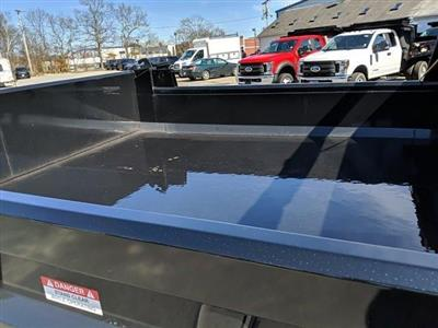 2020 Ford F-350 Regular Cab DRW 4x4, Reading Dump Body #N9170 - photo 6