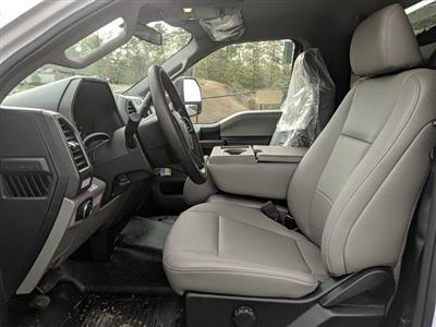 2020 Ford F-550 Regular Cab DRW 4x4, Rugby Landscape Dump #N9183 - photo 15