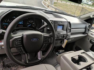 2020 Ford F-550 Regular Cab DRW 4x4, Rugby Landscape Dump #N9183 - photo 3
