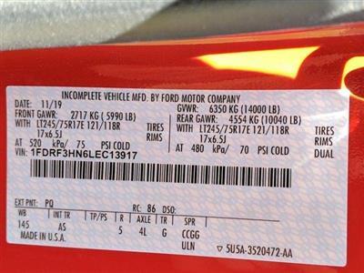 2020 Ford F-350 Regular Cab DRW 4x4, Iroquois Brave Series Steel Dump Body #N9184 - photo 6